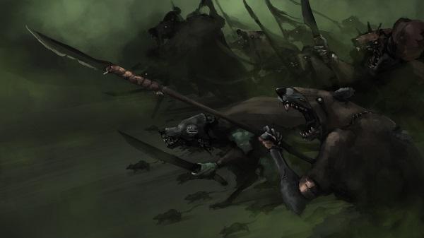Крысиная армия
